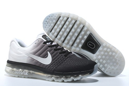 a50f5d4ae708b Nike Air Max Black White Imported The Air Cushion Shoes at Rs 3499 ...