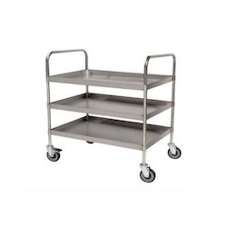 Clean Room Trolley