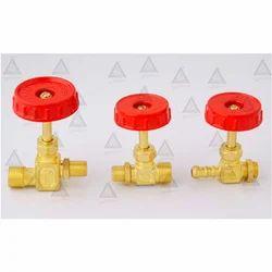 Brass Straight Nozzle Valve ( S Type )