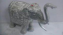 Aluminum Elephant Statue