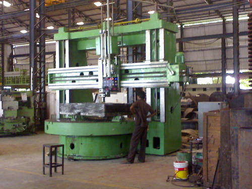 Vertical Turning Lathe Machine at Rs 1500000/piece | Vertical Turning Lathes  | ID: 13294528512