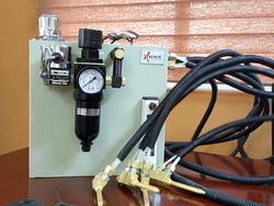 Centralized Mist Lubrication System for SPM Mist Coolant System