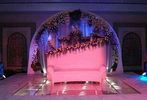 Weddings stage decorations stage decoration service provider from stage decoration junglespirit Choice Image