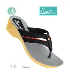 Ladies Sandal in Kozhikode, Kerala | Get Latest Price from
