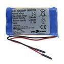 Li-ion Battery Pack 3.7v / 5200 mAH