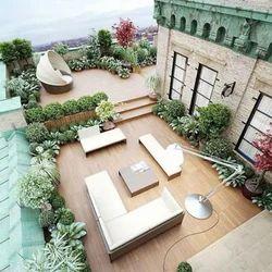 Landscaping Terrace Garden Design & Service