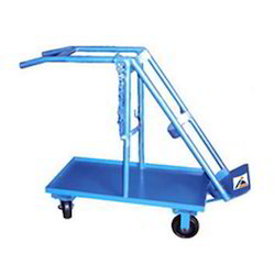Double Gas Cylinder LPG Trolley