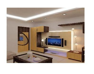 Modular Drawing Room Furniture at Rs 2000 square feet Living Room