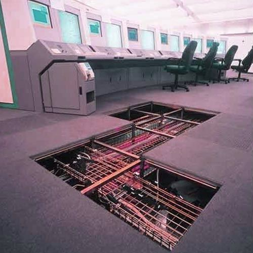Floor Perforated Tiles Server Rooms : False flooring for server room carpet review