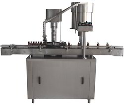 Siddhivinayak Engineering Automatic Single Head Screw Capping Machine