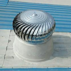 Frp Base Ventilators