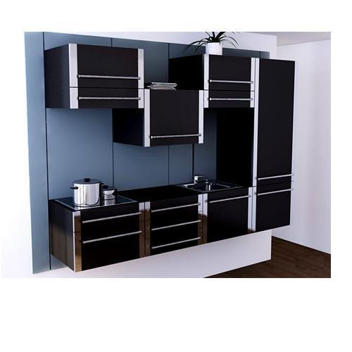 Modular Kitchen Wall Unit - View Specifications & Details of Wall ...