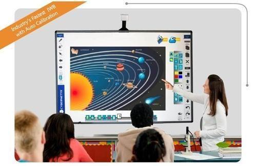 EyeRIS 8090UST Interactive Whiteboard - Cybernetyx Technik Private