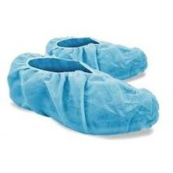 Nova Safe Blue Disposable Shoe Cover