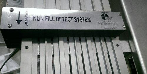 Non-Fill Detection System NFD