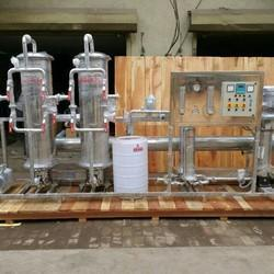 2000 LPH Fully SS RO Plant