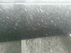 Green Galaxy Granite Stone, Thickness: 15-20 mm
