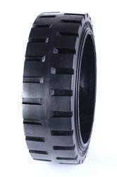 Steel Band Tyres
