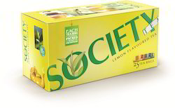 Society Lemon Flavored Tea Bags