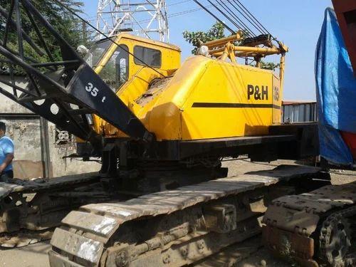 p h 335 crawler crane view specifications details of hydraulic rh indiamart com Crane Repair Manuals p&h crane manuals