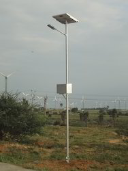 Solar Single Armed  Street Light Solutions