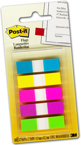 Office Stationery Products 3m Post It Flags Wholesaler