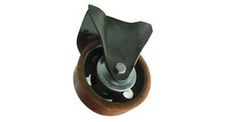 Forged Steel Fix Castors