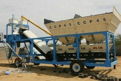 On Wheels Batching Plant Construction Services