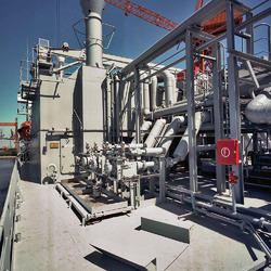 Petrochemical Plant Engineering Service