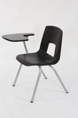 Tablet Arm Chair >> Black Tablet Arm Chair Rs 2800 Piece Prime Equipments And
