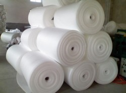 Plastic Thermocol Roll