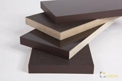 120 GSm & 220 GSM 13-Ply Boards Eximcorp WBP Film Faced Shuttering Plywood for Fair Finish Concrete