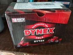 Dynex Bike Battery
