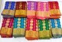 Silk Kanjivaram , 6.3 M With Blouse Piece