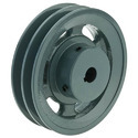 C I V Groove Pulley