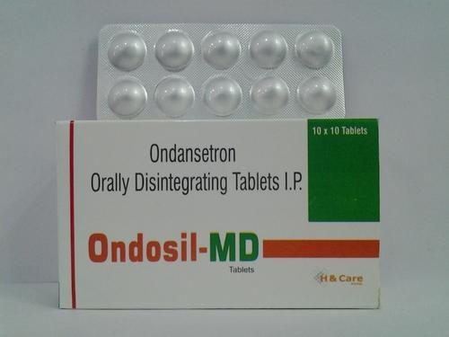 Ondansetron 4 Mg, 10*10, For Clinical