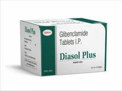Glibenclamide 5 mg