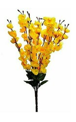 Hyperboles Yellow Color Artificial Blossom Flower