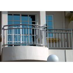 Cable SS Balcony Railing