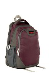 3 Compartment School Backpack