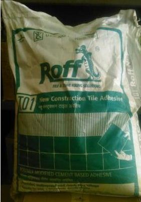 Roff New Construction Tile Adhesive T01