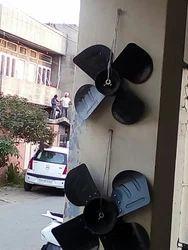 Fan Wings