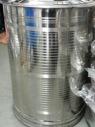 Galvanized Steel Steel Container