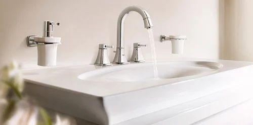 Grohe Wash Basin, Bathroom Fittings Jubilee Hills, Hyderabad Aparna Enterprises Limited ID