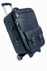 TEJASVI Leather Large Travel Bag, For Traveling