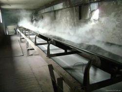 Heat & Oil Resistant Conveyor Belting