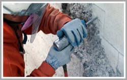 Concrete Chipping Service