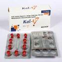 Calcitriol 0.25mcg Vitamin K2-7 45 Mcg Calcium Citrate 500 Mg Capsules, Packaging Type: Blister