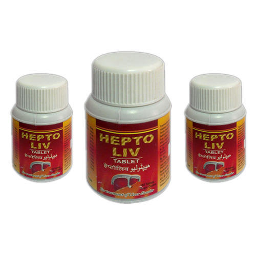 Heptoliv Tablet, Packaging Type: Bottle, for Clinical