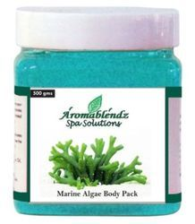 Aromablendz Marine Algae And Seaweed Body Pack, For Parlour